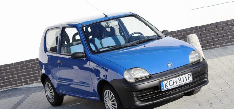 Fiat Seicento 1.1 + Instalacja LPG – SPRZEDANY