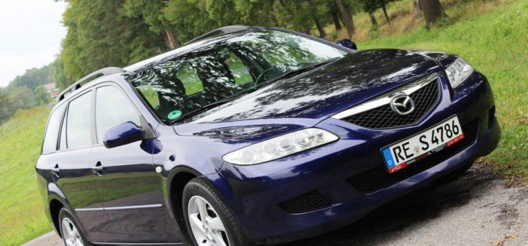 Mazda 6 1.8 Benzyna SPORT EXCLUSIVE – SPRZEDANE