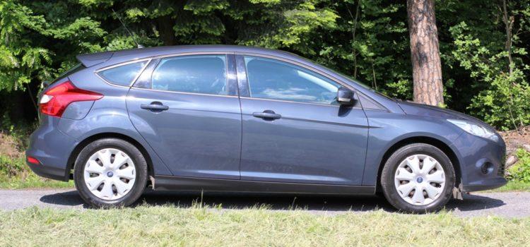 Ford Focus 1.6 ! Bardzo mały przebieg !!! 38800 km !!!