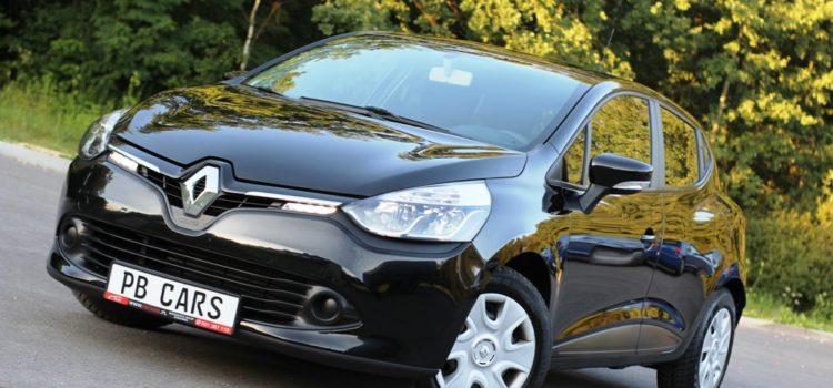 RENAULT CLIO IV 0,9 TCE !!! BENZYNA !!! NAWIGACJA !!!