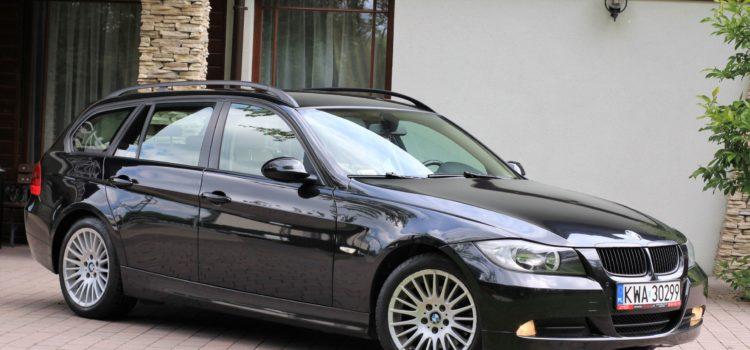 BMW 320D E91 !!! 177 KM !!! Jasny środek !!! KOMBI !!! OKAZJA !!!